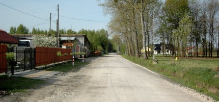 Jest przetarg na ulice Króliczą, Drozda, Kijowską i Łagodną