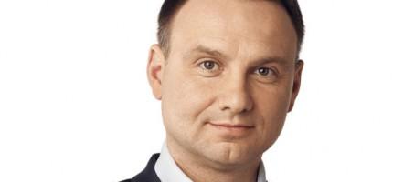 Andrzej Duda najlepszy na Mazowszu