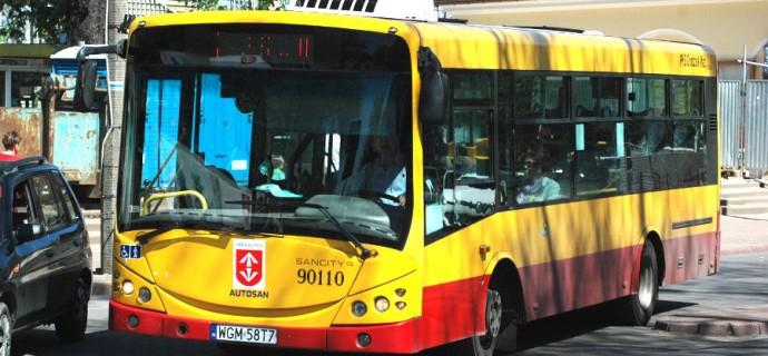 Będą połączenia autobusowe Grodziska z Baranowem i Błoniem