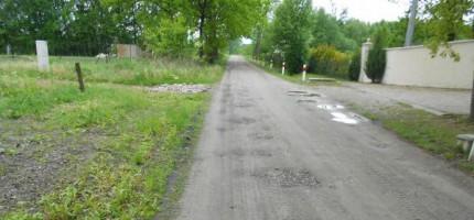 Droga w Petrykozach znacznie tańsza