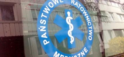 Wypadek w Milanówku, ranny motocyklista