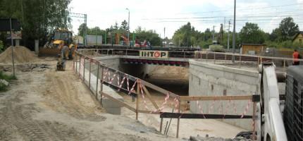 Tunel na Bałtyckiej w pierwszej połowie września?