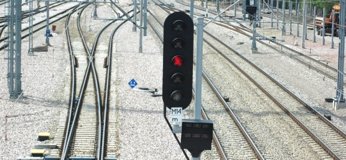 Poranny wypadek na kolei. Poważne utrudnienia w ruchu