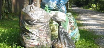 Segregacja odpadów (na razie) na starych zasadach