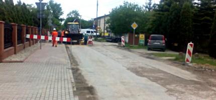Remontują cztery ulice