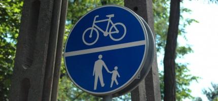 Poprawić sytuację pieszych i rowerzystów