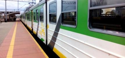 Poranne utrudnienia na kolei