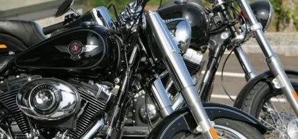 Motocyklowa parada w szczytnym celu