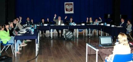Burmistrz Tusiński z absolutorium