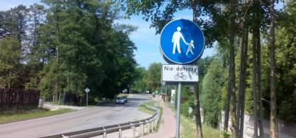 W Grodzisku powstaną dwie dodatkowe ścieżki dla cyklistów