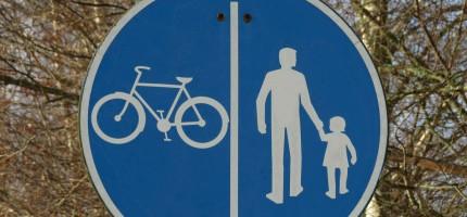 Oznakowanie ścieżki pilnie potrzebne