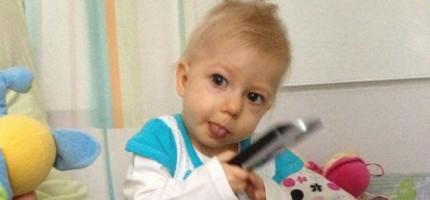 Amelka przeszła życiodajny przeszczep