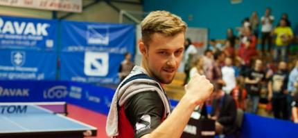 Paweł Fertikowski najwyżej spośród graczy Bogorii