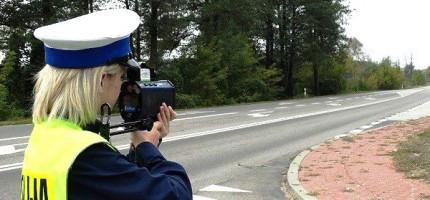 Wzmożone kontrole policji na drogach. Jedno zatrzymane prawo jazdy