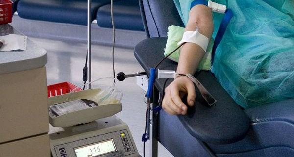 Gdzie możesz oddać krew we wrześniu?