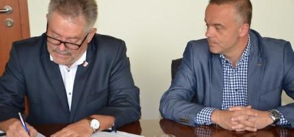 Umowa na dotację podpisana