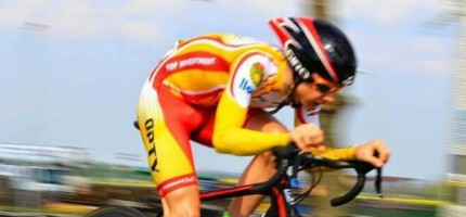 Nasz człowiek kolarskim mistrzem Polski