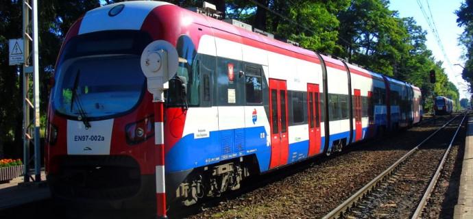 Od czerwca za bilety w pociągach WKD zapłacisz mobilnie