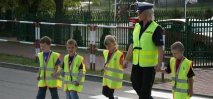 Początek szkoły, czyli wzmożone kontrole na drogach
