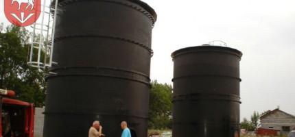 Stacja uzdatniania wody już gotowa