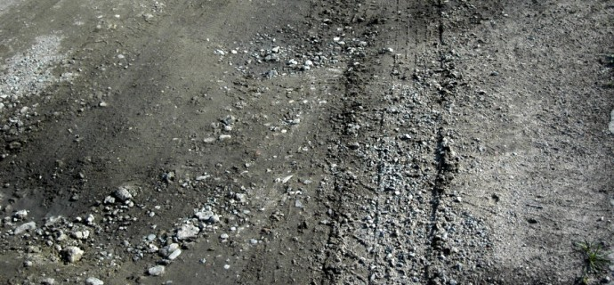 Pozimowe naprawy dróg