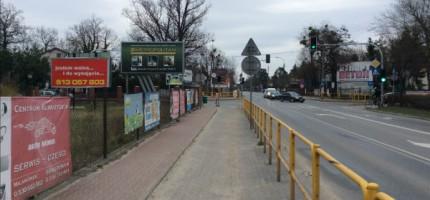 Milanówek chce oczyścić miasto z reklam