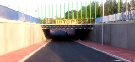 Tunelem na Bałtyckiej karetki (raczej) nie przejadą