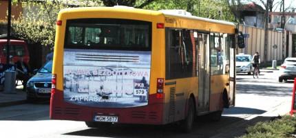Bus Łąki kończy kursowanie