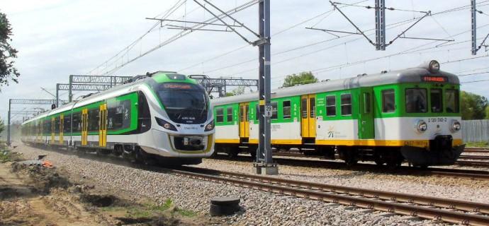 Prace na linii 447. Kolejne pociągi odwołane