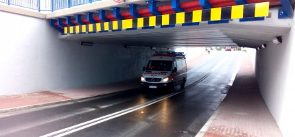 Burmistrz: karetki tunelem przejadą