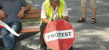 Poniedziałkowa sesja znów pod znakiem protestów?