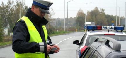 """Policjanci podsumowują akcję """"Znicz"""""""