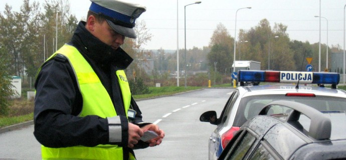 Uwaga, dziś więcej kontroli na drogach