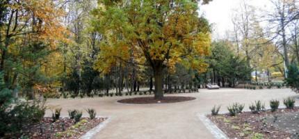 Park w nowej odsłonie oddany do użytku