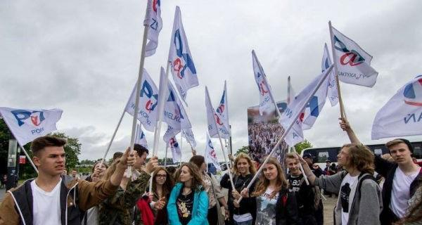 Przystanek PaT po raz pierwszy w Podkowie