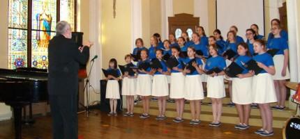 15-lecie chóru Bogorya