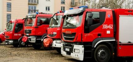 Nowy ciężki wóz dla grodziskiej OSP jeszcze w tym roku?