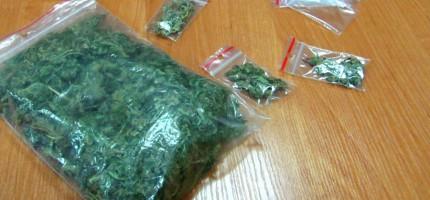 Kobieta zatrzymana za handel narkotykami