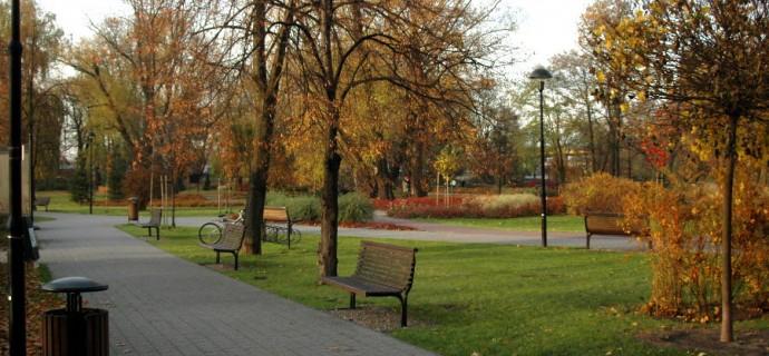 W Grodzisku stawiają na parki
