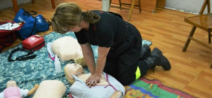 Darmowy kurs pierwszej pomocy dla mieszkańców