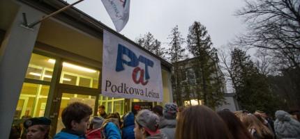 Masa atrakcji podczas II Przystanku PaT w Podkowie