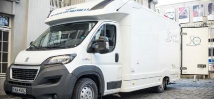 PLK skontroluje inwestycje w mobilnych laboratoriach