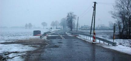 Most w Chlebni już przejezdny