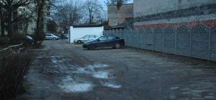Parking już jest, choć jeszcze nieoficjalnie