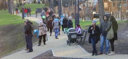 Mieszkańcy wybrali nazwę dla parku
