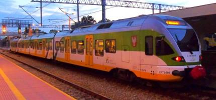 Nowe pociągi dla Kolei Mazowieckich od Stadlera