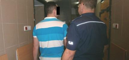24-latek tymczasowo aresztowany. Ma sześć zarzutów