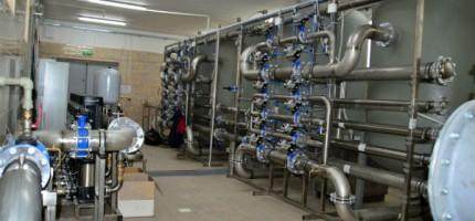 Stacja uzdatniania wody do rozbudowy