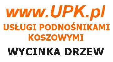 UPK Usługi podnośnikami koszowymi