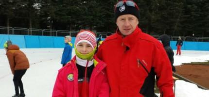 12-letnia grodziszczanka jedzie na prestiżowe zawody